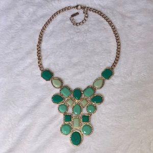 MIKA statement necklace